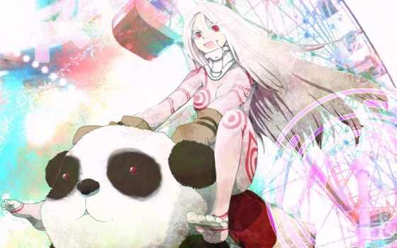 anime, чудес, смертников