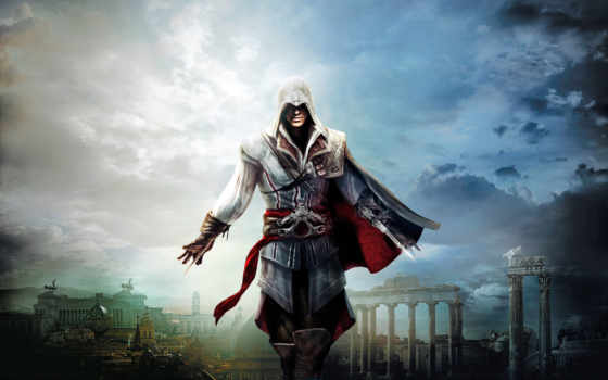 creed, assassin, ezio, коллекция, ubisoft, collector,