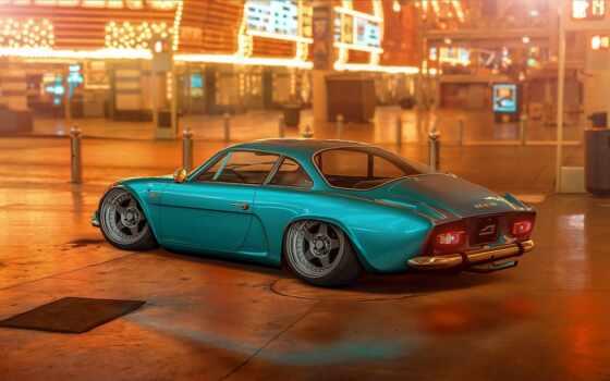 alpine, art, game, jreel, concept, vehicle, car, машина, авто