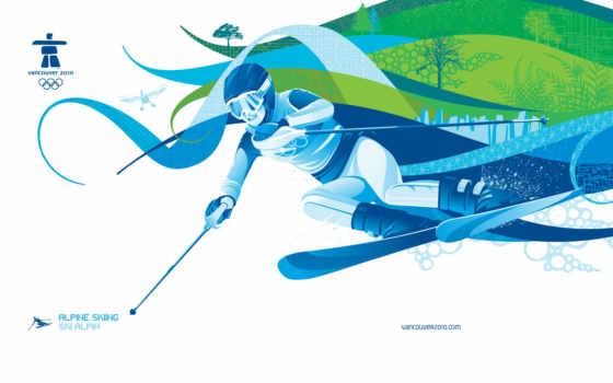 олимпийские, игры, зимние Фон № 37647 разрешение 1920x1200