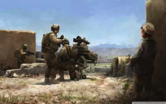 war, painting, history