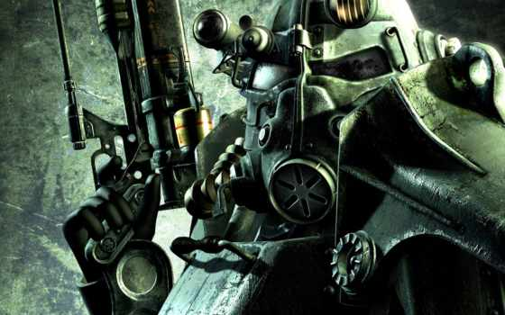 fallout, игры Фон № 49852 разрешение 1600x1200