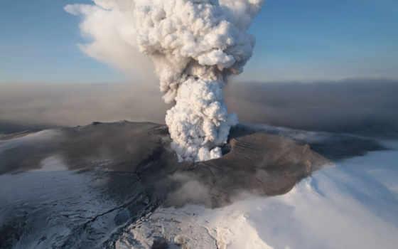 islandia, volcán, erupción