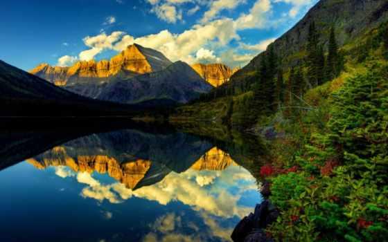 природа, пейзажи -, сша, прекрасные, rar, весна, природы, фоны, особенности,