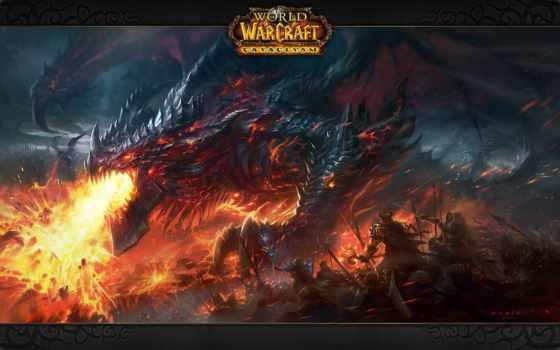 warcraft, world, wow, смертокрыл, cataclysm, phan,