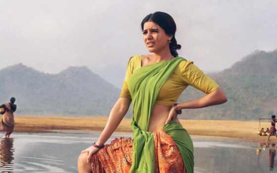 rangasthalam, песнь, movie, samantha, ram, charan, sakkagunnave, telugu, late