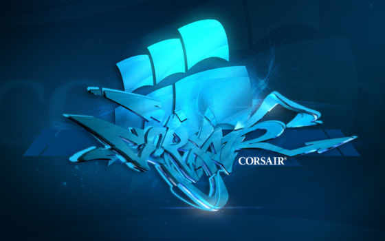 corsair, graffiti