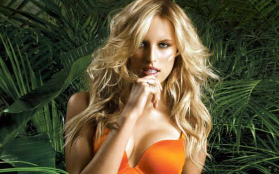 kurkova, karolina, девушки, модель, sexy, autor, красивые, грудь, блондинка, тропики, desktop, victoria, ślicznotki,
