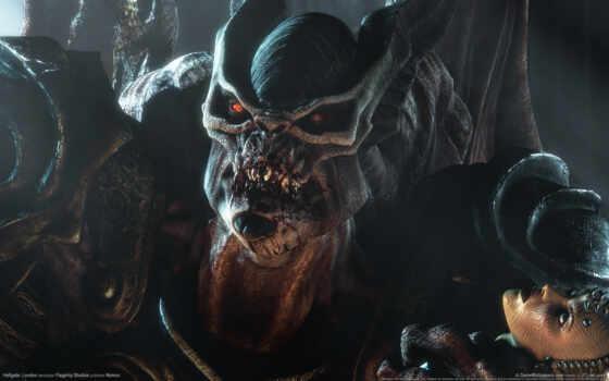 hellgate, монстр