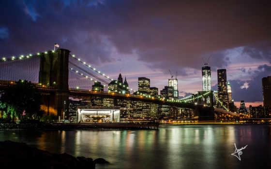 бруклинский мост фото высокого разрешения