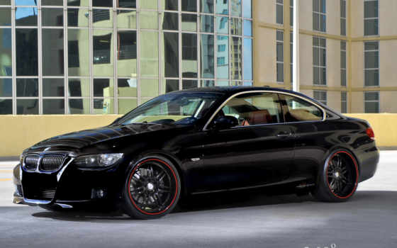 bmw, forged, black, split, тюнинг,