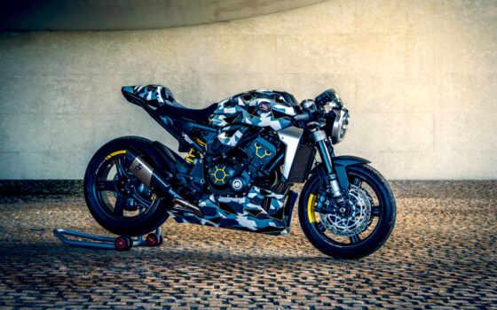 honda, cb, мотоцикл, adical