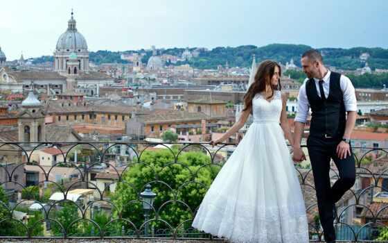 свадебный, рим, italian, девушка, праздник, церемония, border, невеста, платье, wed, ухоженность