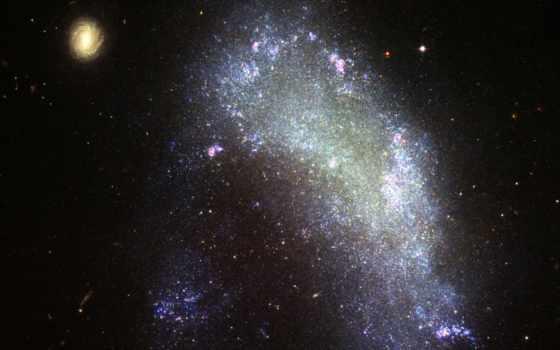 galaxy, irregular