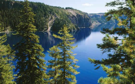 ozero, озеро, park