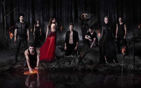 vampire, diaries, дневники