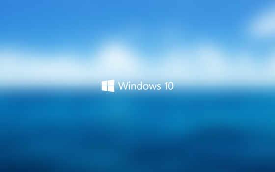 windows, кб, tech, размытость, голубое, white, логотип, start,