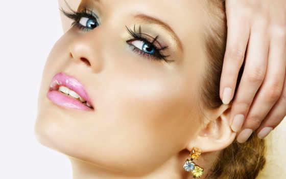 макияж, лица, красивый, макияжа, глаз, вечер, сделать, правильно, косметика, лицо,