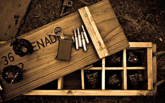 ящик, картинка, гранатами, угроза, оружие, поделиться, grenades, вернуться, картинку, патроны, гранаты, изображения, military,