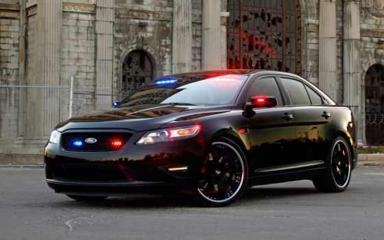 машины, полицейские, нов