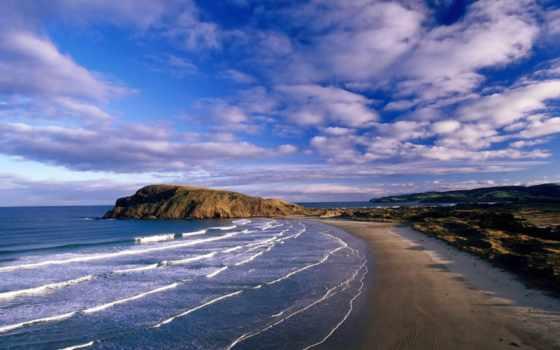новой, зеландии, south, остров, острова, новая, островах, zealand, крупных, north,