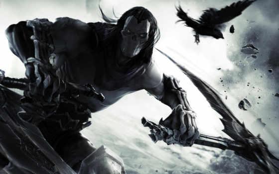 игры, игр, darksiders Фон № 118590 разрешение 4000x2500