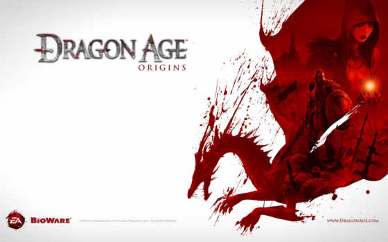дракон, age, origins Фон № 119227 разрешение 1680x1050