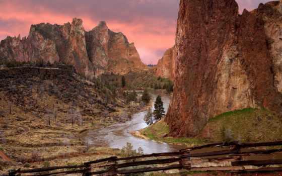 rock, state, смит, park, oregon, redmond, река, climbing, группа,
