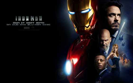 iron, man, poster,