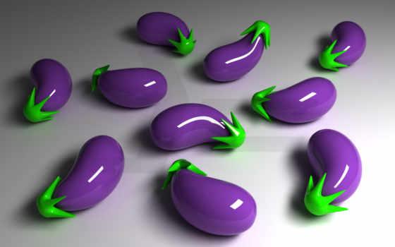 баклажаны, eggplant