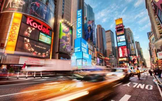 square, new, york Фон № 55331 разрешение 2560x1600