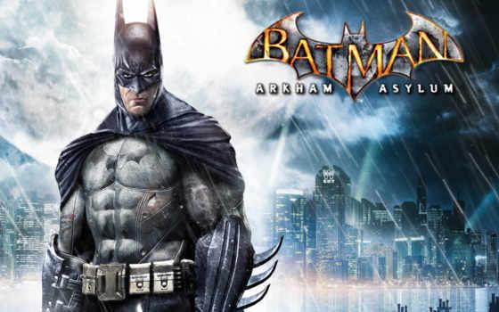 batman, arkham, asylum Фон № 118127 разрешение 1600x1200