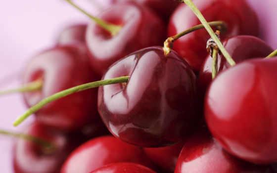 цветы, android, макро, красивая, cherry, разделе, сочная, ягода, спелая, ягоды,