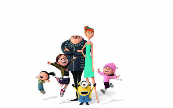despicable, гру, дру, плакат, movie, watch, brother,