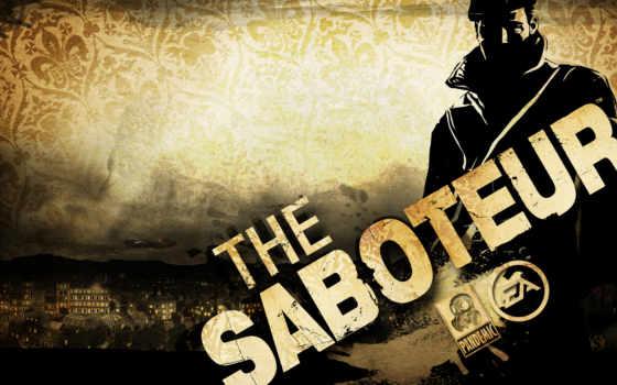 saboteur, studios