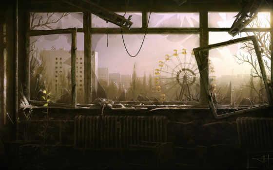 pripyat, chernobyl, ukraine