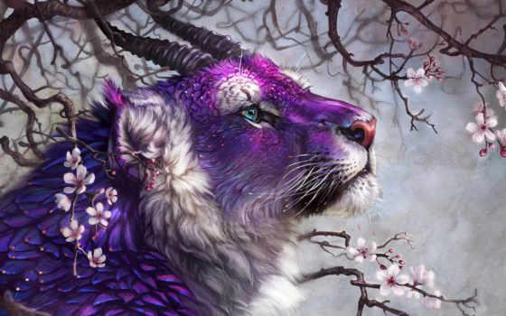 fantasy, тигры, коллекция