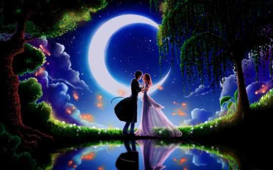 два, love, ночь