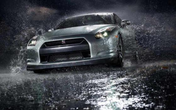 качественные, nissan, красивые, автомобили, авто, engine,