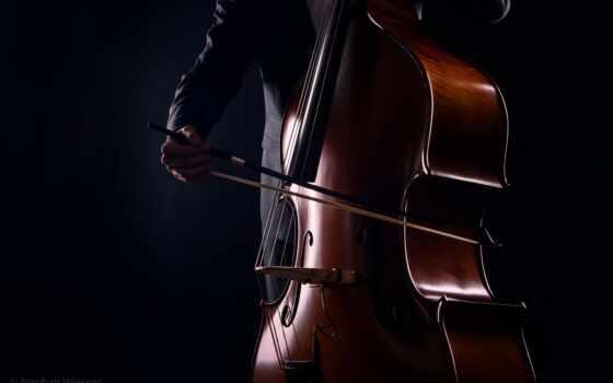 kontrabass, музыка, audio