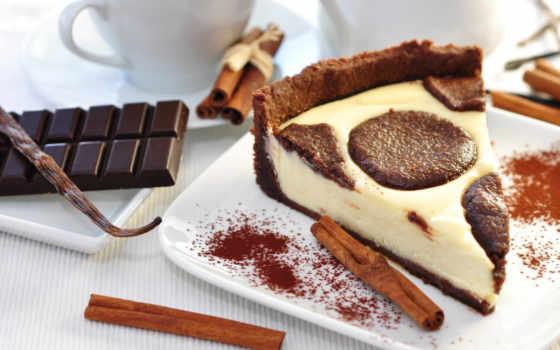 торт, sweets, пирог, графика,