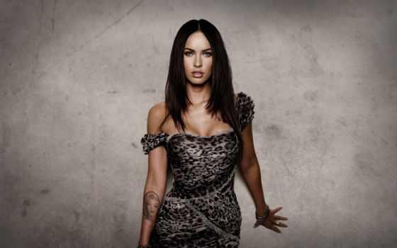 стиль, brunette, платье, актриса, сафари, одежде, меган, фокс, womanadvice,