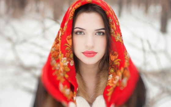 павлопосадские, платки, wear, платок, шубой, имена, носят, дек, than,