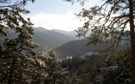 горы, природа, vehiclehi, ukrainian, tapety, карпаты, land, pulpit, картинка,