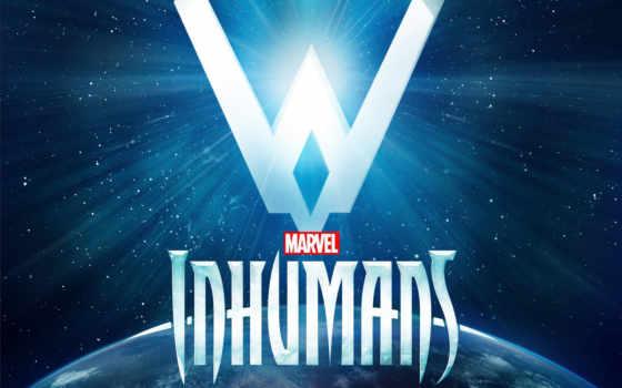 marvel, сверхлюди, inhumans, плакат, new, сериала, нелюди, сверхлюдей, imax, июнь,