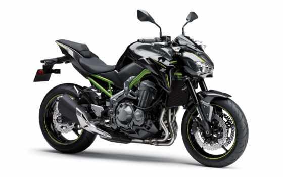 мотоцикл, kawasaki, год, warranty