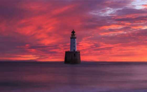cover, lighthouse, во, взгляд, youtube, канал, под, небо