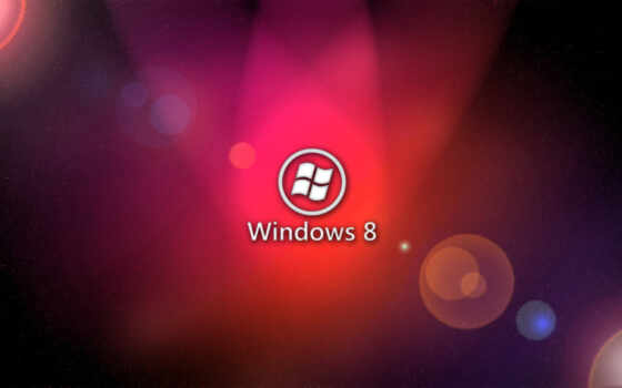 win 8 red logo