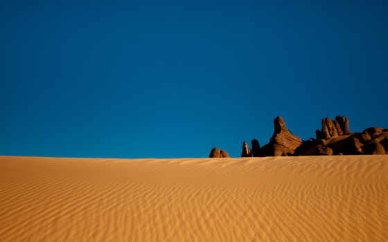 пустыня, сахара, песок