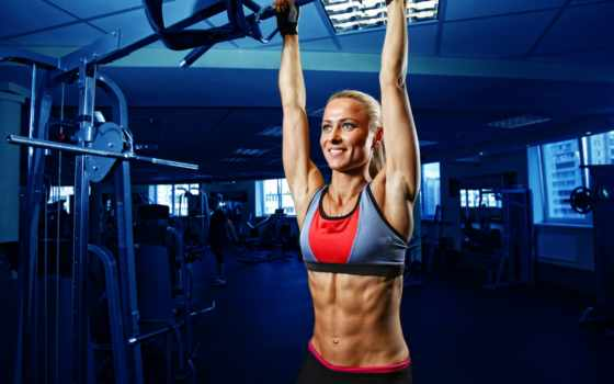 упражнение, фитнес, gym